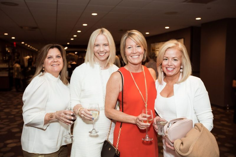 Gala attendees – Kristi Colby and friends.