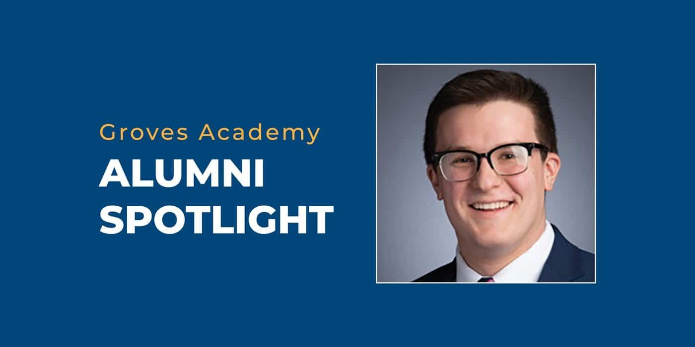 Bobby Plourde Groves Academy alumni spotlight